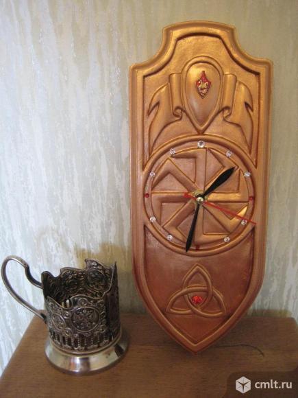 Часы –оберег «ТРИГЛАВ». Фото 1.