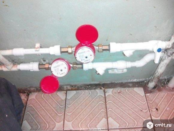 Водопровода, отопления, канализации, теплых полов монтаж. Фото 2.