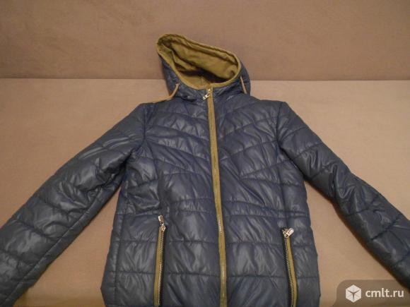 Куртка для подростка. Фото 1.