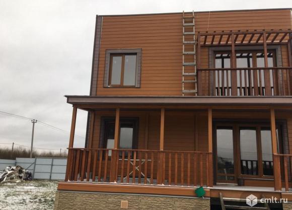 Продается: дом 160 м2 на участке 9 сот.. Фото 1.