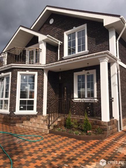 Продается: дом 168 м2 на участке 4.5 сот.. Фото 1.