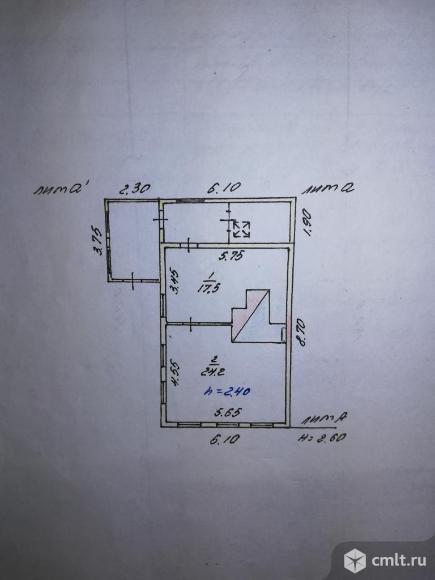 Дом 42 кв.м. Фото 11.