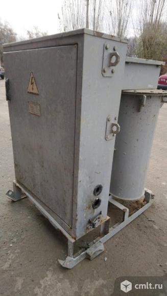 Трансформаторы для прогрева бетона. Фото 1.