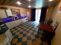Кухня-гостиная 21 м.кв.