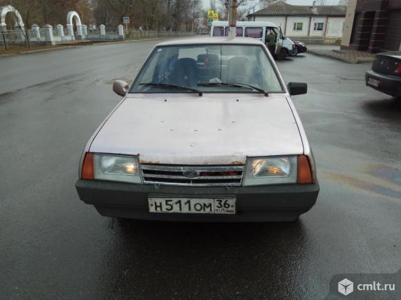 ВАЗ (Lada) 21099 - 2001 г. в.. Фото 1.