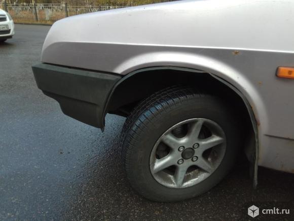 ВАЗ (Lada) 21099 - 2001 г. в.. Фото 5.