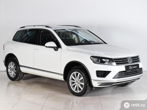 Volkswagen Touareg - 2014 г. в.. Фото 1.