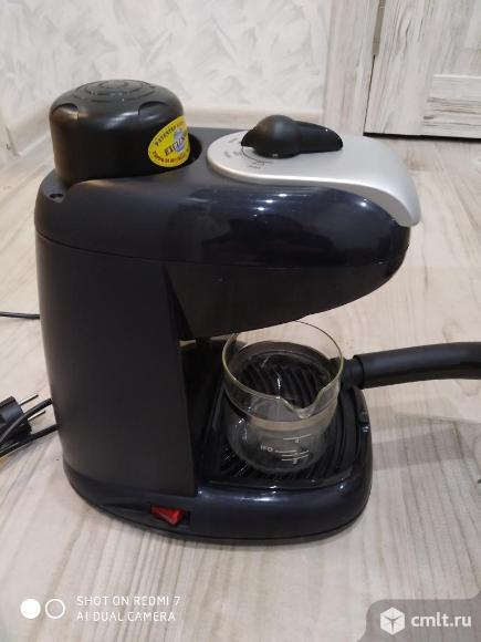 Кофеварка Delonghi. Фото 1.