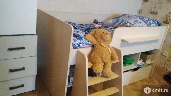 Детская кровать-чердак. Фото 2.