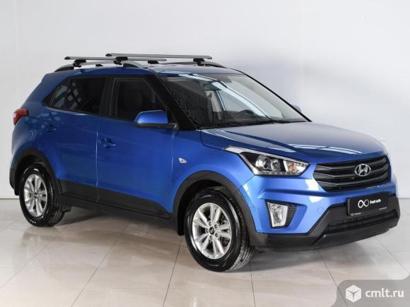 Hyundai Creta - 2017 г. в.. Фото 1.