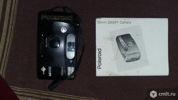 Фотоаппарат пленочный Polaroid. Фото 1.