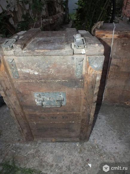 Бак для хранения пороха немецкий латунный. Фото 4.