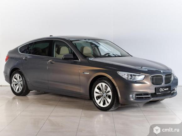 BMW 5 серия - 2013 г. в.. Фото 1.