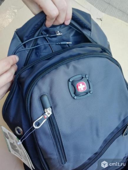 Рюкзак SwissGear. Фото 4.