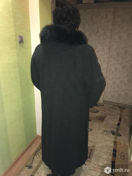 Пальто демисезон. Фото 4.