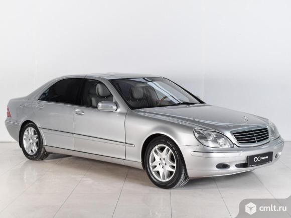 Mercedes-benz S-класс - 1999 г. в.. Фото 1.