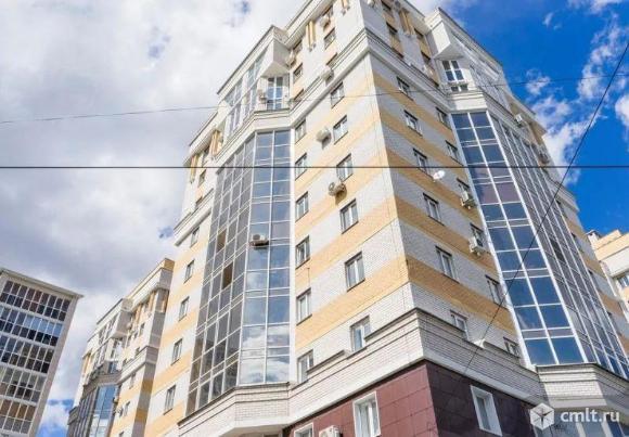 3-комнатная квартира 100,16 кв.м. Фото 1.