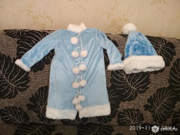 Новогодний костюм детский. Фото 1.