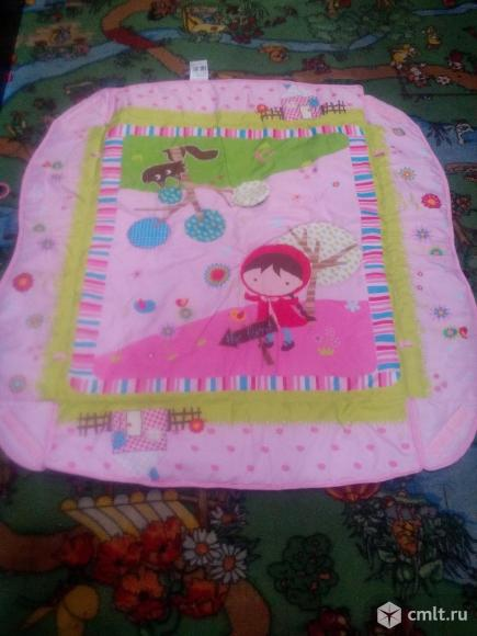Развивающийся детский коврик. Фото 4.