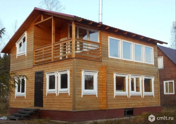 Продается: дом 85 м2 на участке 6 сот.. Фото 1.