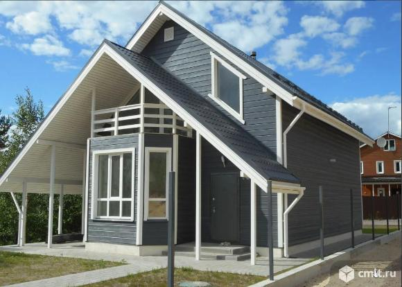 Продается: дом 170 м2 на участке 10 сот.. Фото 1.