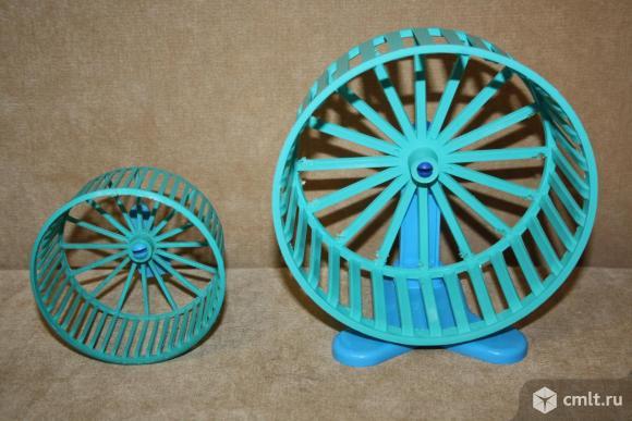 Домик, колесо, шар. Фото 3.