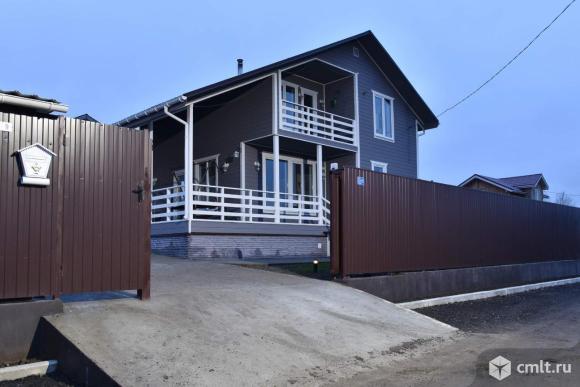 Продается: дом 150 м2 на участке 7 сот.. Фото 1.