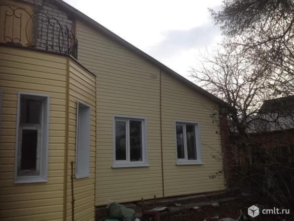 Продается: дом 76.3 м2 на участке 10 сот.. Фото 1.