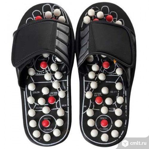 Тапочки рефлекторные Foot Reflex (S, M, L). Фото 1.
