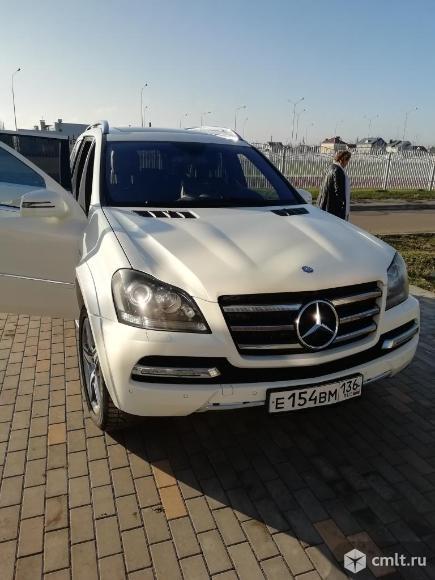 Mercedes-Benz GL500 - 2011 г. в.. Фото 1.