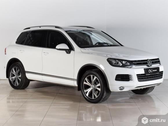 Volkswagen Touareg - 2012 г. в.. Фото 1.