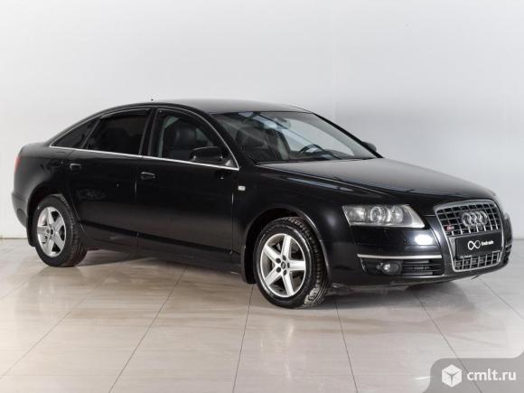 Audi A6 - 2008 г. в.. Фото 1.