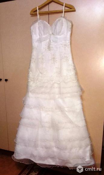 Свадебное платье- трансформер. Фото 5.