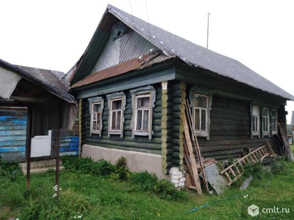 Продается: дом 40 м2 на участке 21 сот.. Фото 1.