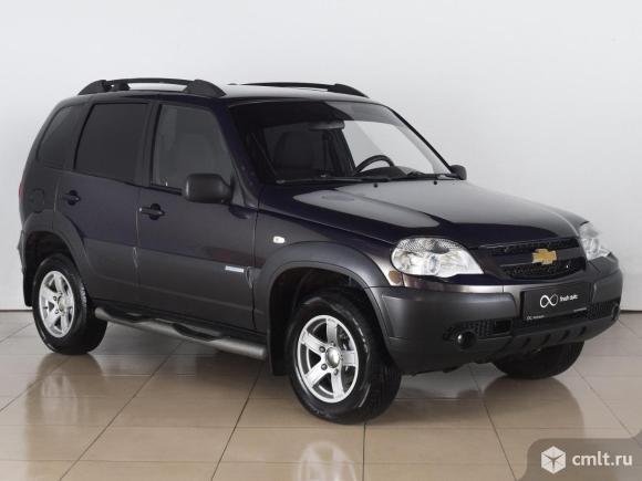Chevrolet Niva - 2012 г. в.. Фото 1.