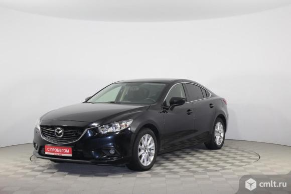 Mazda 6 - 2016 г. в.. Фото 1.