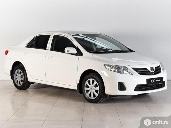 Toyota Corolla - 2012 г. в.. Фото 1.