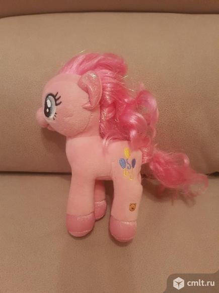My Little Pony ( музыкальная мягкая ). Фото 4.