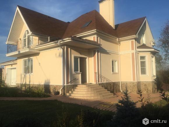 Продается: дом 240 м2 на участке 12 сот.. Фото 1.