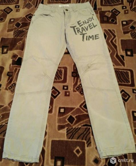 Летние брюки. Фото 1.