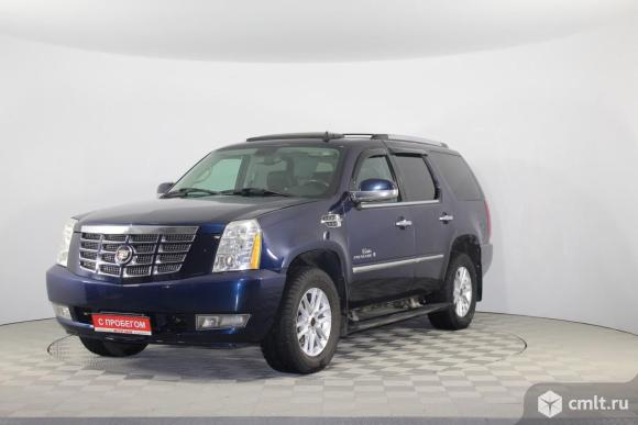 Cadillac Escalade - 2007 г. в.. Фото 1.