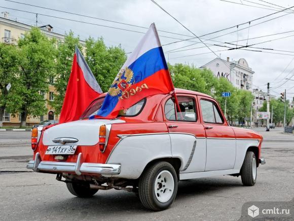 Москвич 403 - 1960 г. в.. Фото 3.