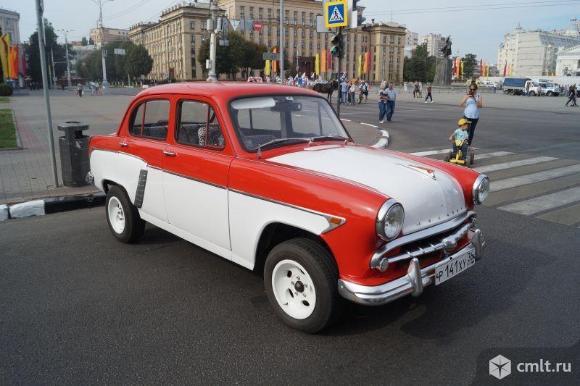 Москвич 403 - 1960 г. в.. Фото 1.