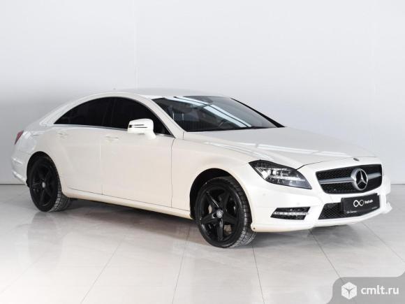 Mercedes-benz CLS-класс - 2013 г. в.. Фото 1.