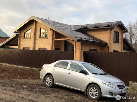 Продается: дом 248 м2 на участке 19 сот.. Фото 1.