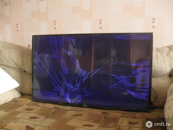 Телевизор LED LG 43UH610V -ZB. Фото 1.