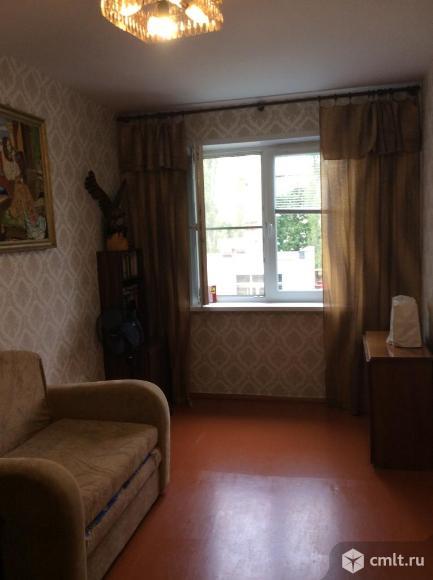 Тепличная ул., №8. Трехкомнатная квартира, 62.8/45.3/6 кв.м. Фото 1.
