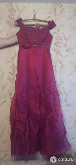 Вечернее платье. Фото 10.