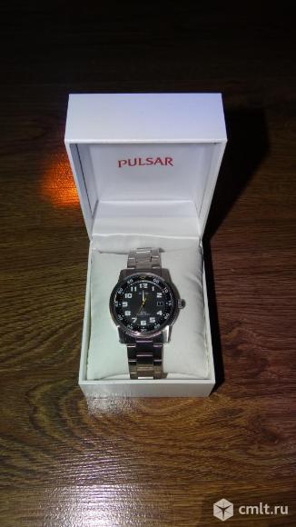 Часы Pulsar solar japan. Фото 1.