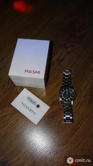 Часы Pulsar solar japan. Фото 4.